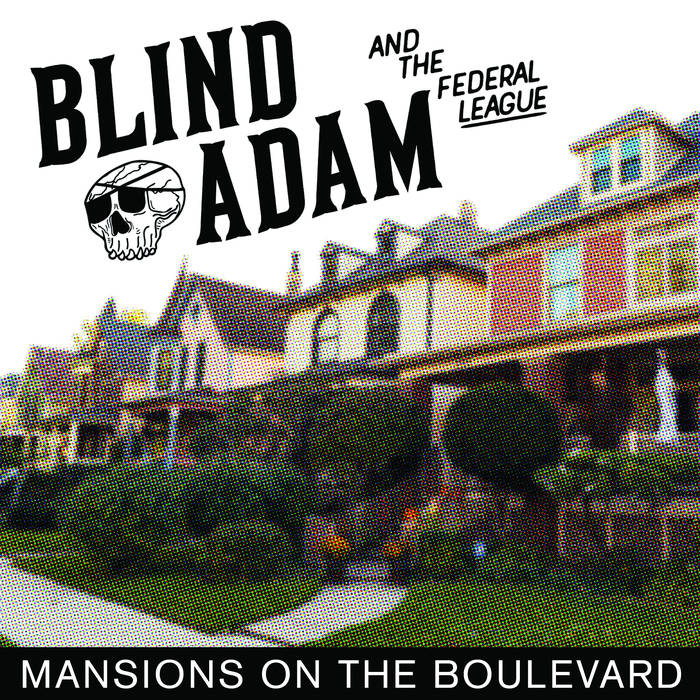 Blind Adam Mansions on the Boulevard